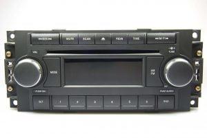 Navi-Radio-CD-Wechsler