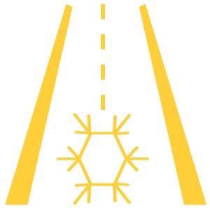 Frost-Warnung