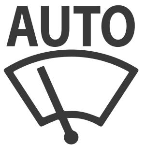 Scheibenwischer-Automatik-aktiviert-Regensensor