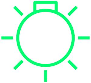 Standlicht-eingeschaltet