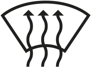 Windschutzscheibenheizung-in-Betrieb